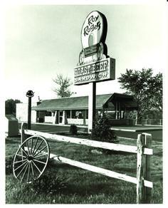 Roy Rogers, Bailey's Crossroads Virginia.