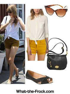 What the Frock? - Affordable Fashion Tips and Trends: Celebrity Look for Less: Taylor Swift Style
