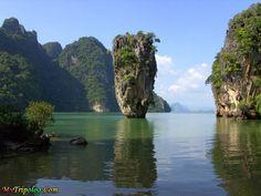 phang nga bay national park,thailand,national park,excellent nature