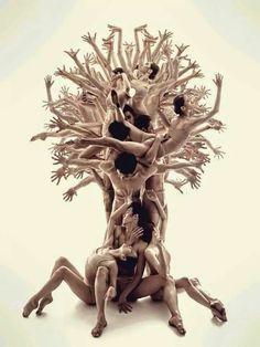 """The human body is the best work of art"" - Jess C. Scott"