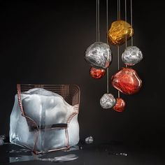 Coming soon on Design Connected: @tomdixonstudio's mesmerizing Melt pendant with all of its organic shaped beauty!  The 3d model is a fruit of collaboration between us and one of the Dream Class winners - @nnarsov. It will be available with gold, copper and chrome materials included.  #tomdixon #pendant #CG #3dmodeling #3dsMax #VRay #narsov #DesignConnected #ComingSoon