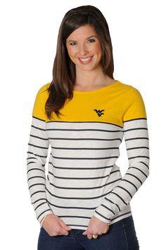West Virginia Mountaineers womens cute shirt