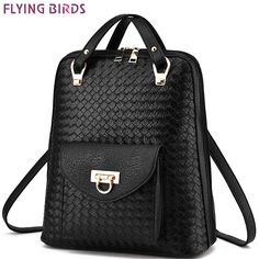 >>>This DealsFLYING BIRDS new Women Backpack in daypacks leather bag Mochila student Backpacks Travel bags School bag Designer bag LM3266fbFLYING BIRDS new Women Backpack in daypacks leather bag Mochila student Backpacks Travel bags School bag Designer bag LM3266fbDiscount...Cleck Hot Deals >>> http://id653410287.cloudns.ditchyourip.com/32325432958.html images