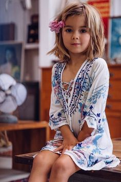 23 lovely hairstyles for little girls  haircuts for wavy