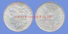 John B. Hamrick has this item on Collectors Corner - 1901 $1 MS61 PCGS