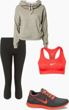Lipstick and Sparkles : Workout Outfits