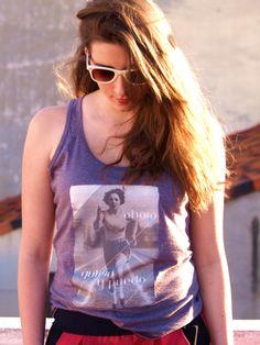 Camiseta 'Ahora puedo' de Missquehaceres...