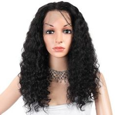 Natural Hair Wigs, Short Hair Wigs, Human Hair Wigs, Natural Hair Styles, Short Hair Styles, Wig Hairstyles, Straight Hairstyles, Parting Hair, Deep Wave Brazilian Hair