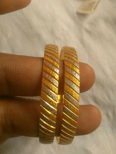 Wedding Earrings Studs, Gold Earrings, Gold Jewelry, Jewelery, Wedding Jewelry, Plain Gold Bangles, Gold Bangles Design, Imitation Jewelry, Jewelry Patterns