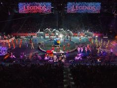 Ringling Bros and Barnum & Bailey Legends Giveaway - My Imperfect Family Preschool Circus, Legend Music, Autism Teaching, Earth Song, Living Legends, New Shows, Social Studies, Music Videos, Im Not Perfect
