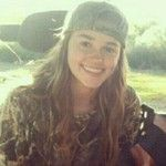 Sadie Robertson. I want to meet her so badly! West Monroe here i come!!