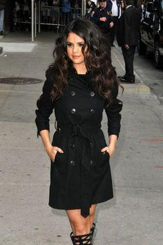 Selena Gomez:Style:Long Curls
