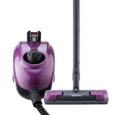 Sienna SSC-0312 Eco Steamer Canister Steam Cleaner, 1.2L Tank, 4 Min Heat Up, 35 Minutes Per Fill, 13 Accessories, On Off Switch, 1350W, No Chemicals $149.99