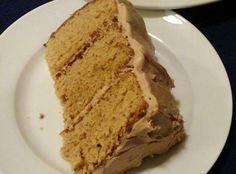 Aunt Susans Caramel Cream Cake