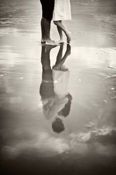 Great reflection shot