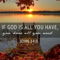 Gods love conquers all.