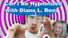 """, """"Can I be hypnotized?"""" is an interview style video with some graphic elements added to keep it fun, for Diane L. Ross. I filmed this with 2 different type cameras, which is hard enough to look the same, but forgot to white balance them. So, lots of time in post color grading, etc. Lesson learned the hard way!"""