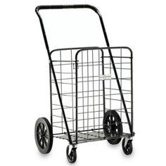 Super Deluxe Swiveler Folding Multi-Use Cart - BedBathandBeyond.com