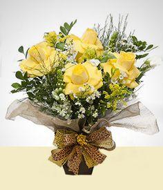 Flowers to Brasil Presente Perfeito
