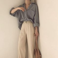 Fashion New Look Fashion New Look Korean Outfits, Retro Outfits, Mode Outfits, Cute Casual Outfits, Vintage Outfits, Fashion Outfits, Womens Fashion, Fashion Hacks, Korean Clothes