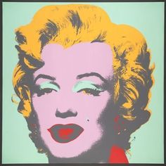 """1967. One from a portfolio of ten screenprints, composition and sheet: 36 x 36"""" (91.5 x 91.5 cm). Gift of Mr. David Whitney. © 2011 Andy Warhol Foundation for the Visual Arts / Artists Rights Society (ARS), New York"""