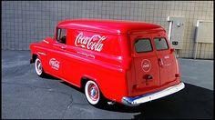 1955 Chevrolet 3100 Panel Truck - image2