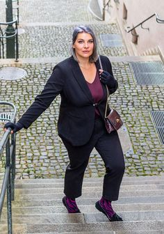 Dein Plus Size Business Look mit Kompression und Lipödem. #plussize #kompression #lipödem Best Workwear, Plus Size Workwear, Workwear Fashion, Best Plus Size Dresses, Plus Size Skirts, Business Mode, Business Outfits, Casual Chic, Curvy Fashion