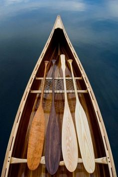 Nothing like a row boat