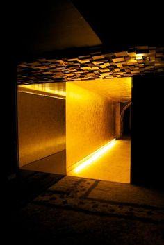 Club Silencio in Paris designed by movie director David Lynch