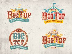 The Big Top | Sel Thomson