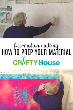 Make Your Free Motion Quilting Easier with This Game-Changing Tip!