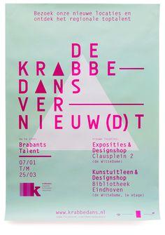 De Krabbedans by RawColor
