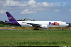 FedEx - Federal Express N853FD Boeing 777-FS2 aircraft picture