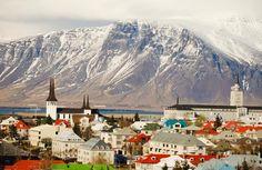 Reykjavik - ICELAND, EUROPE