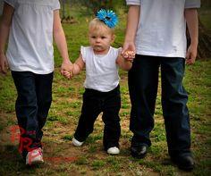 Sibling love...