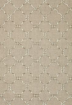 Luxembourg Embroidery Linen 65040 by Schumacher Fabric Fabric Textures, Textures Patterns, Walpapers Iphone, Fabric Design, Pattern Design, Fabric Decor, Backgrounds Wallpapers, Greige, Art Chinois