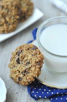 3 zabkeksz – jobb, mint a boltiNők Lapja Café Healthy Cookie Recipes, Healthy Cookies, Healthy Baking, Healthy Desserts, Cooking Recipes, Sweet Cookies, Hungarian Recipes, Homemade Cakes, Sweet Desserts