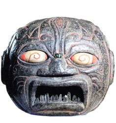 Aztec Bloodstone: The Aztec Bloodstone is a 15th century artifact that exhibits the ability to control individuals whose blood comes in contact with the stone. Seen in the Warehouse 13 Episode: Pilot