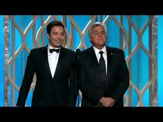 Jay and Jimmy - Late Night Rivals - #GoldenGlobes