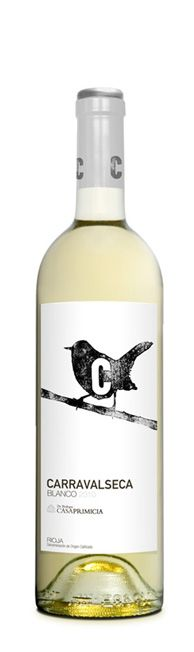 Carravalseca Blanco 2012. #wine #vinosmaximum