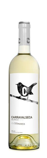 Carravalseca Blanco 2012. #wine #vinosmaximum