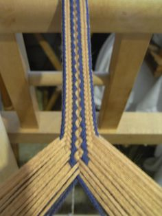 In her second book on takadai braids, Makiko Tada details four different flat braids of the ryuko (dragon/tiger) design, all done with 50 bobbins on the takadai braiding stand. I worked my first on…