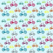 bicycle fabric - enjoy the ride