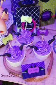 Maleficent Themed 17th Birthday Party via Kara's Party Ideas KarasPartyIdeas.com The Place for All Things Party! #maleficent #maleficentparty #sleepingbeauty #maleficentpartyideas (4)