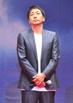 大森南朋/『S-最後の警官- 奪還 RECOVERY OF OUR FUTURE』完成披露試写会
