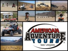 If Fido is more of a daredevil, bring him on the longest #ATV tour in #LasVegas with American Adventure Tours, Inc.! #dogs #dogstravel #travel #bringfido #dogfriendly