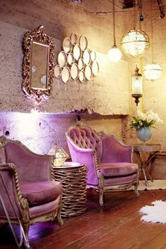 Interior Design Ideas – The Purple Color In The Interior | Decor10 ...