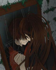 Crying Girl, Digital Art Anime, Manhwa, Anime Love Couple, Anime Artwork, Dark Fantasy Art, Anime Art Girl, Webtoon, Kawaii Anime