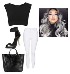 """""""Untitled #12"""" by badbitch556 ❤ liked on Polyvore featuring beauty, Topshop and Burberry"""