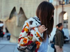 Florals For Winter? Now That's A Little Groundbreaking...